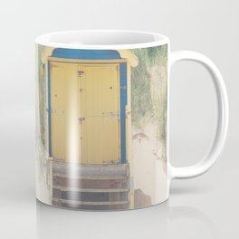 walking up the stairs ... Coffee Mug