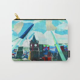 Londonderry Peace Bridge Carry-All Pouch