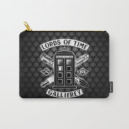 Tardis Lords Of Time Carry-All Pouch