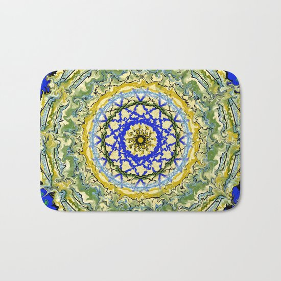Mandala No.1 Bath Mat