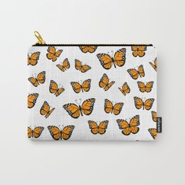 Papillons Carry-All Pouch