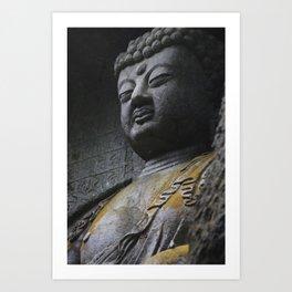 Buddah  Art Print