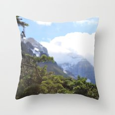 Untitled VI Throw Pillow