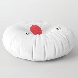 Period Floor Pillow