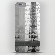 Wishes for peace from Paris iPhone 6s Plus Slim Case