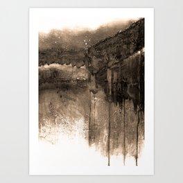X 1 Art Print