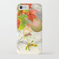 pomegranate iPhone & iPod Cases featuring Pomegranate. by Nato Gomes