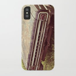 Chevrolet iPhone Case