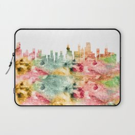 Chicago City Skyline Illinois Laptop Sleeve