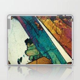 Epidote in Quartz Laptop & iPad Skin