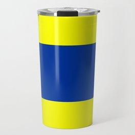 Delta Flag Travel Mug