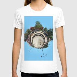 Planet Train Station T-shirt