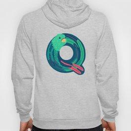 Q for Quetzal Hoody