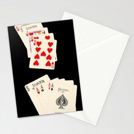 #inktober2016:lost Stationery Cards