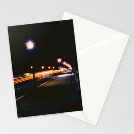 Memorial Bridge Long Exposure Stationery Cards