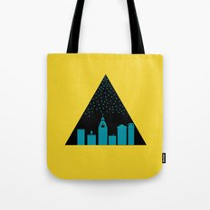 The Goodnight City Tote Bag
