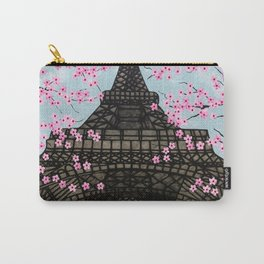 The Eiffeltower Carry-All Pouch