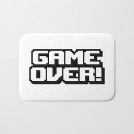 GAME OVER! Bath Mat