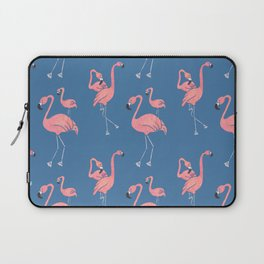 Flamingo Pattern Laptop Sleeve