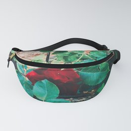 Alone in the greenery Fanny Pack