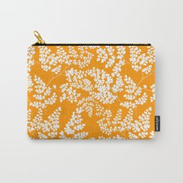 Spring Orange Carry-All Pouch