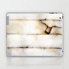 Weathered Alabaster Laptop & iPad Skin
