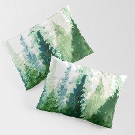 Pine Trees 2 Pillow Sham