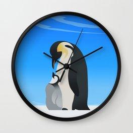 Emperor's Daughter Wall Clock