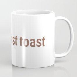 West Toast Coffee Mug