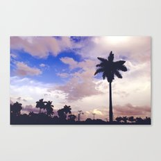 palmadise 2 Canvas Print
