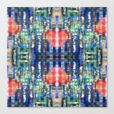 Mixed Signals Canvas Print