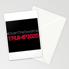 #DrainTheSwamp Stationery Cards