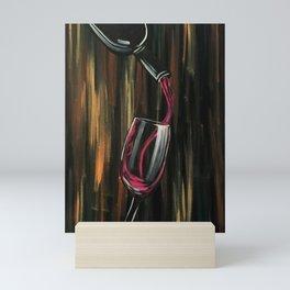 Fine Wine Mini Art Print