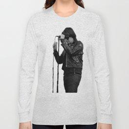 Julian Casablancas - The Strokes at Bonnaroo 2011 Long Sleeve T-shirt