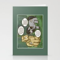 mlp Stationery Cards featuring Fili and Kili ponies MLP The Hobbit Crossover Parody by BlacksSideshow