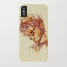 I Knew It Slim Case iPhone X