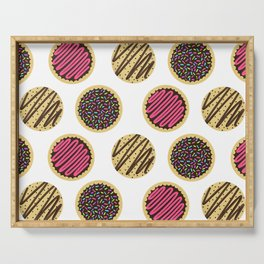 Mixed Cookies Serving Tray