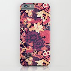 Black Dahlia (Blood Variant) Slim Case iPhone 6s