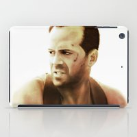 die hard iPad Cases featuring Die Hard by Alexia Rose