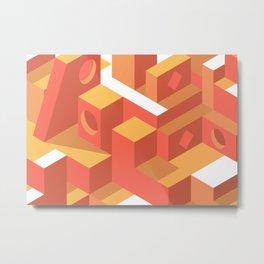 Isoana Metal Print