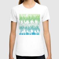 trippy T-shirts featuring Trippy Drippys by Joe Van Wetering