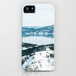 Squaw iPhone Case
