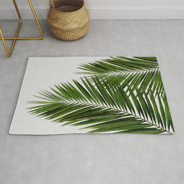 Palm Leaf II Rug