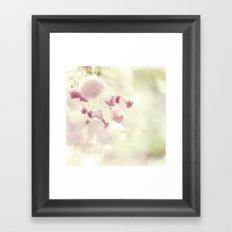 One spring day Framed Art Print