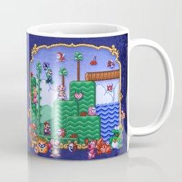 Mario Super Bros, Too Coffee Mug