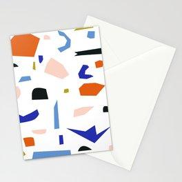 Shapes Pattern Stationery Cards