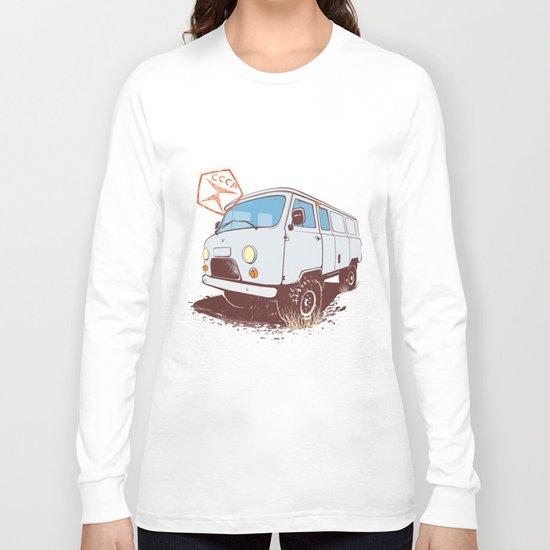 UAZ 452 Long Sleeve T-shirt