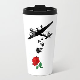 Falling roses over you - Falling in love - Pop Culture Travel Mug