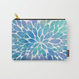 Petal Burst #8 Carry-All Pouch