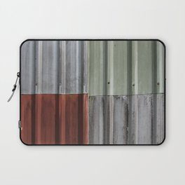 Corrugated Iron Laptop Sleeve